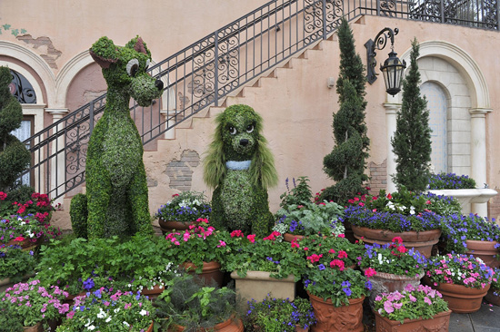 [Epcot] Epcot® International Flower & Garden Festival + Pixar 25th anniversary Weekend   Bew028188SMALL