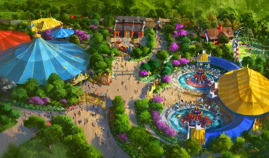 [Magic Kingdom] New Fantasyland - Storybook Circus (mars 2012) Cjf018371SMALL