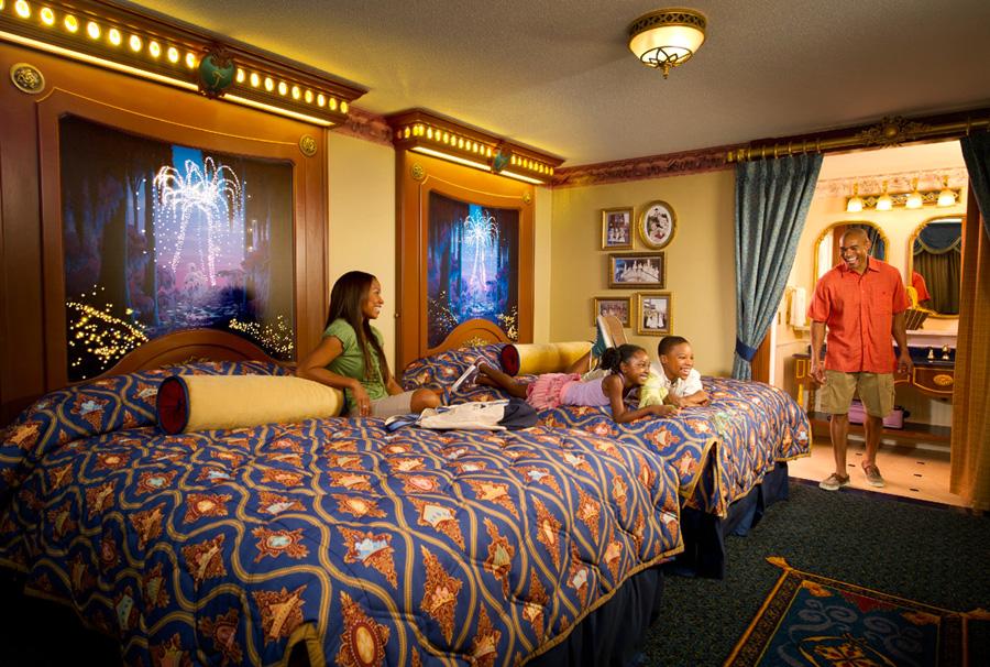 [WDW] Nouvelles chambres d'hôtel sur le thème Haunted Mansion, Pirates, Princesses et Bien-Être - Page 2 Rrd991823LARGE