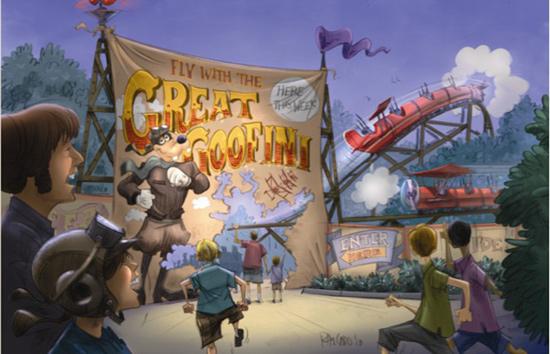 [Magic Kingdom] New Fantasyland - Storybook Circus (mars 2012) Goo496753SMALL