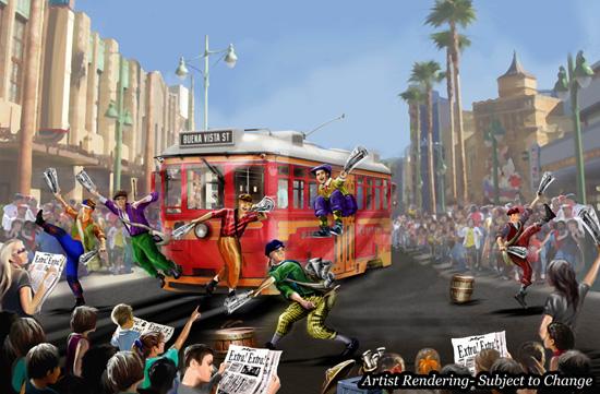 [Disney California Adventure] Placemaking: Pixar Pier, Buena Vista Street, Hollywood Land, Condor Flats - Page 15 New228914SMALL