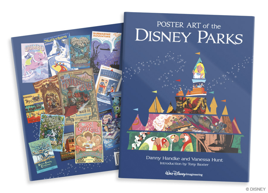Poster Art of the Disney Parks [Disney Editions - 2012] Art117784LARGE
