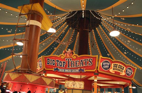 [Magic Kingdom] New Fantasyland - Storybook Circus (mars 2012) - Page 3 Btt115698SMALL