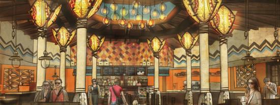 Starbucks Coffee arrive dans tous les parcs Disney américains à partir de juin 2012 - Page 5 Starbucks-Rendering