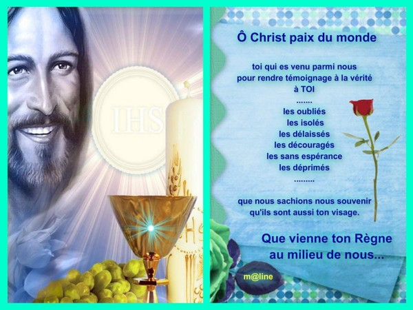 Fête du Christ Roi (22 Novembre) 124b7e41