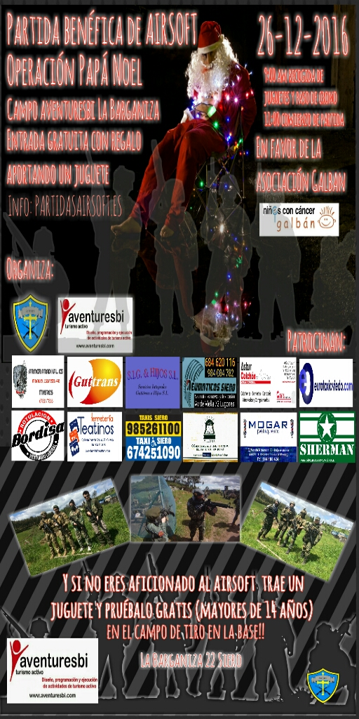 Partida benéfica O.p Papá Noel 26-12-16 20161101_203117