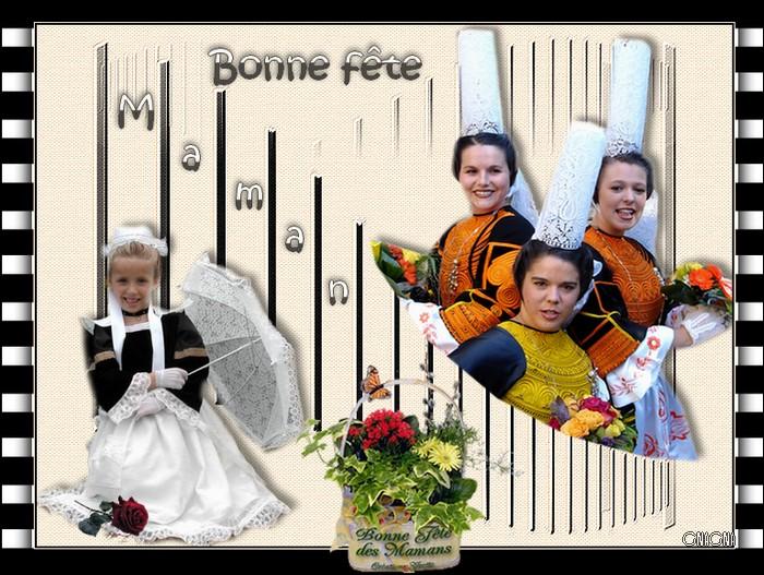 Dimanche 31 mai Maman-bretonne