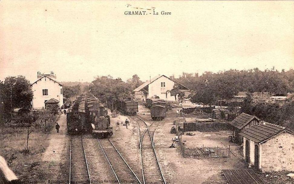 Reportage Photos - 2008 : Ligne de Capdenac à Saint-Denis-Prés-Martel Gramat