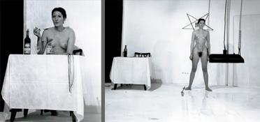 Umjetničke instalacije, performansi A1
