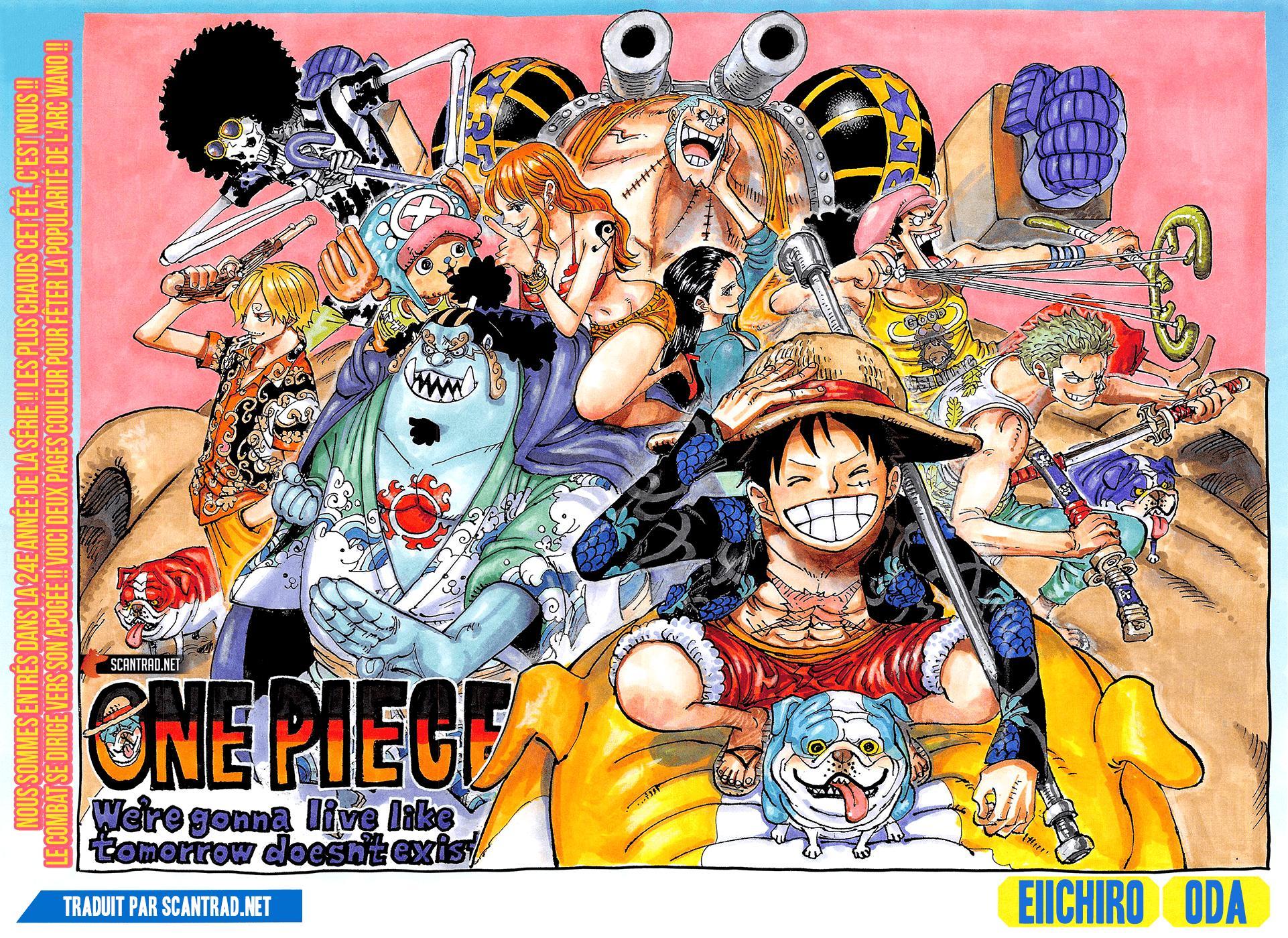 One Piece Manga 987 [Inglés] 01