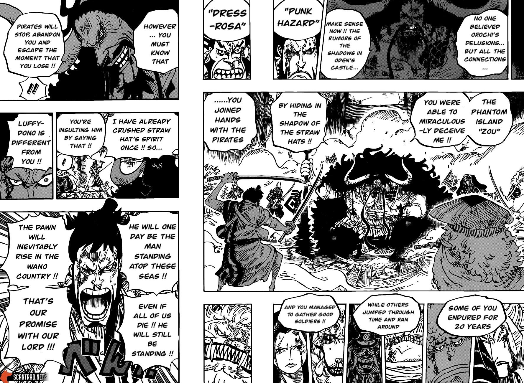 One Piece Manga 987 [Inglés] 09