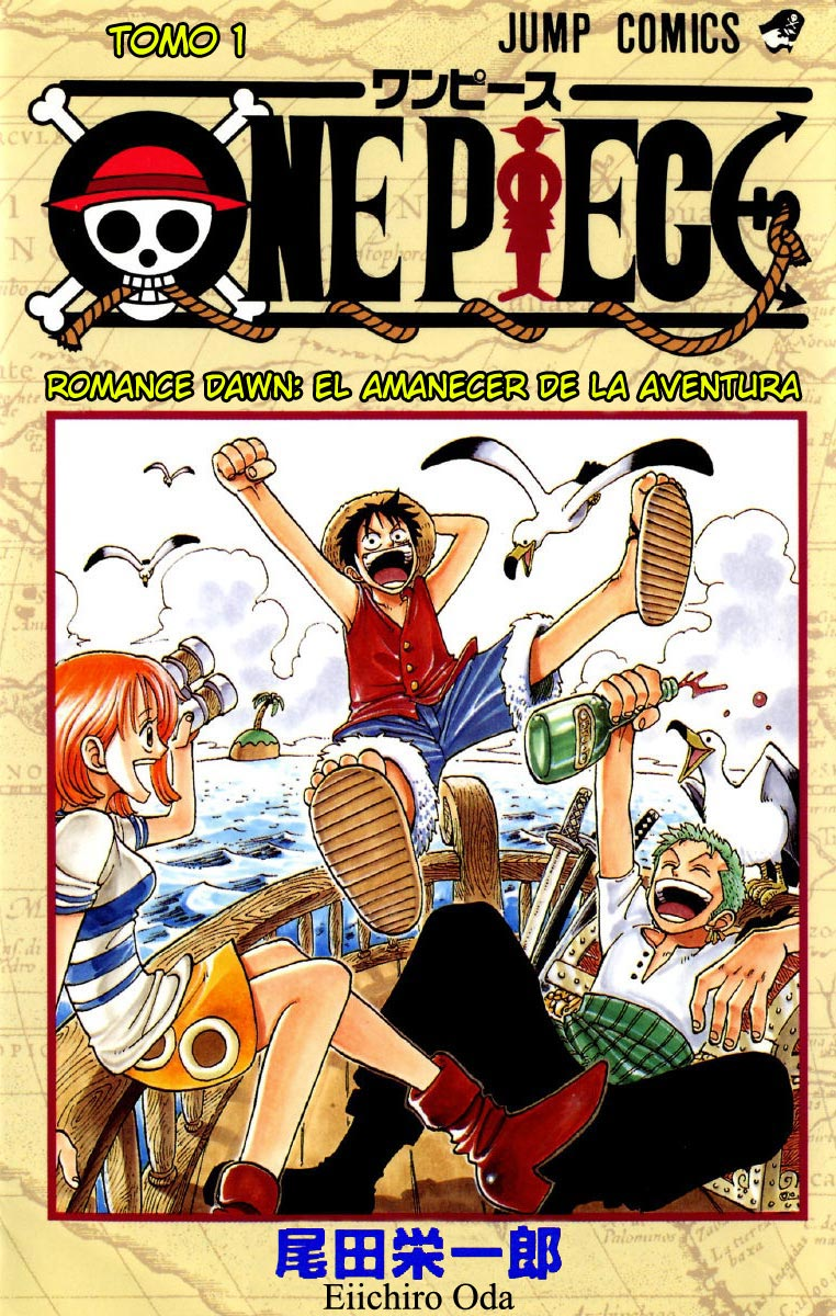 One Piece Manga 01 [Full Color] 01