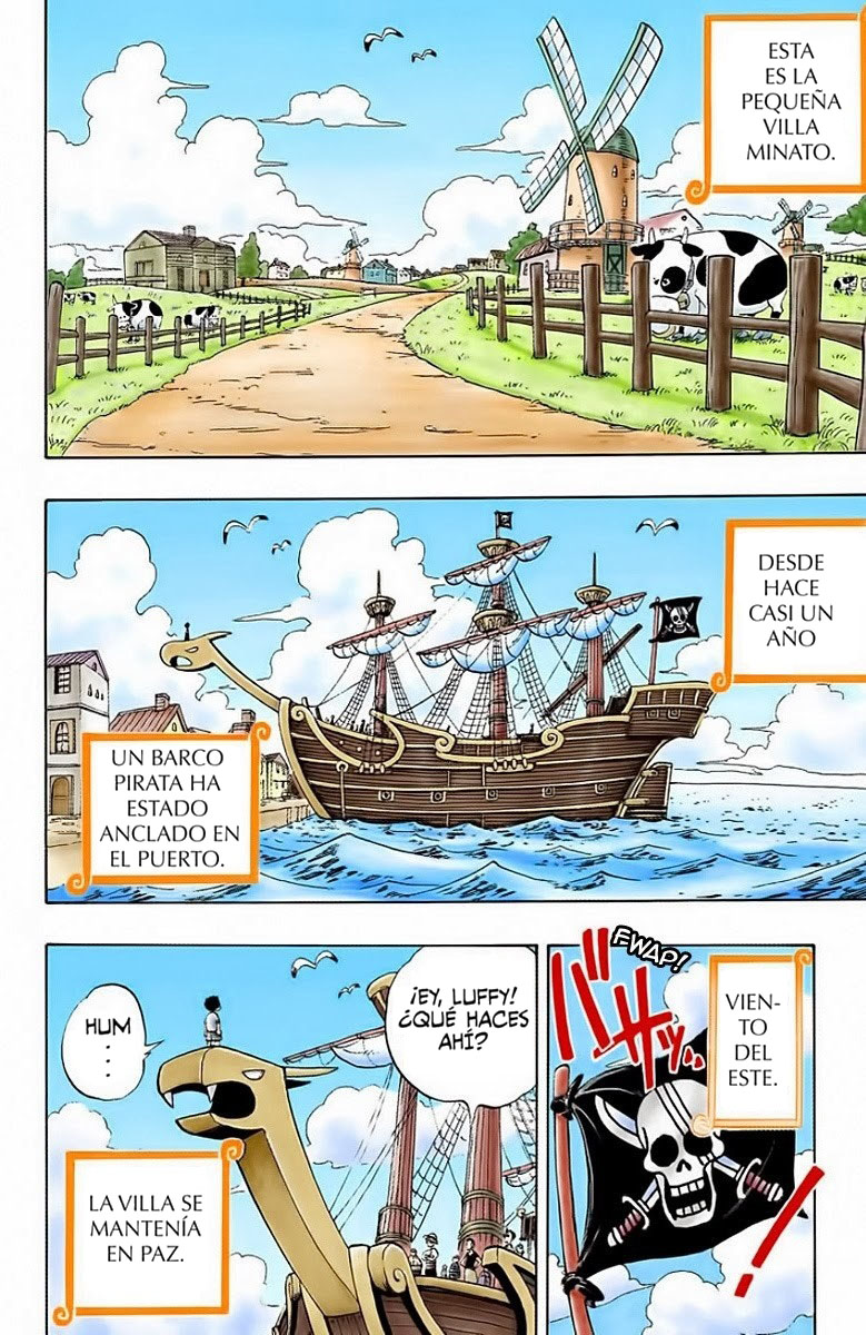One Piece Manga 01 [Full Color] 03