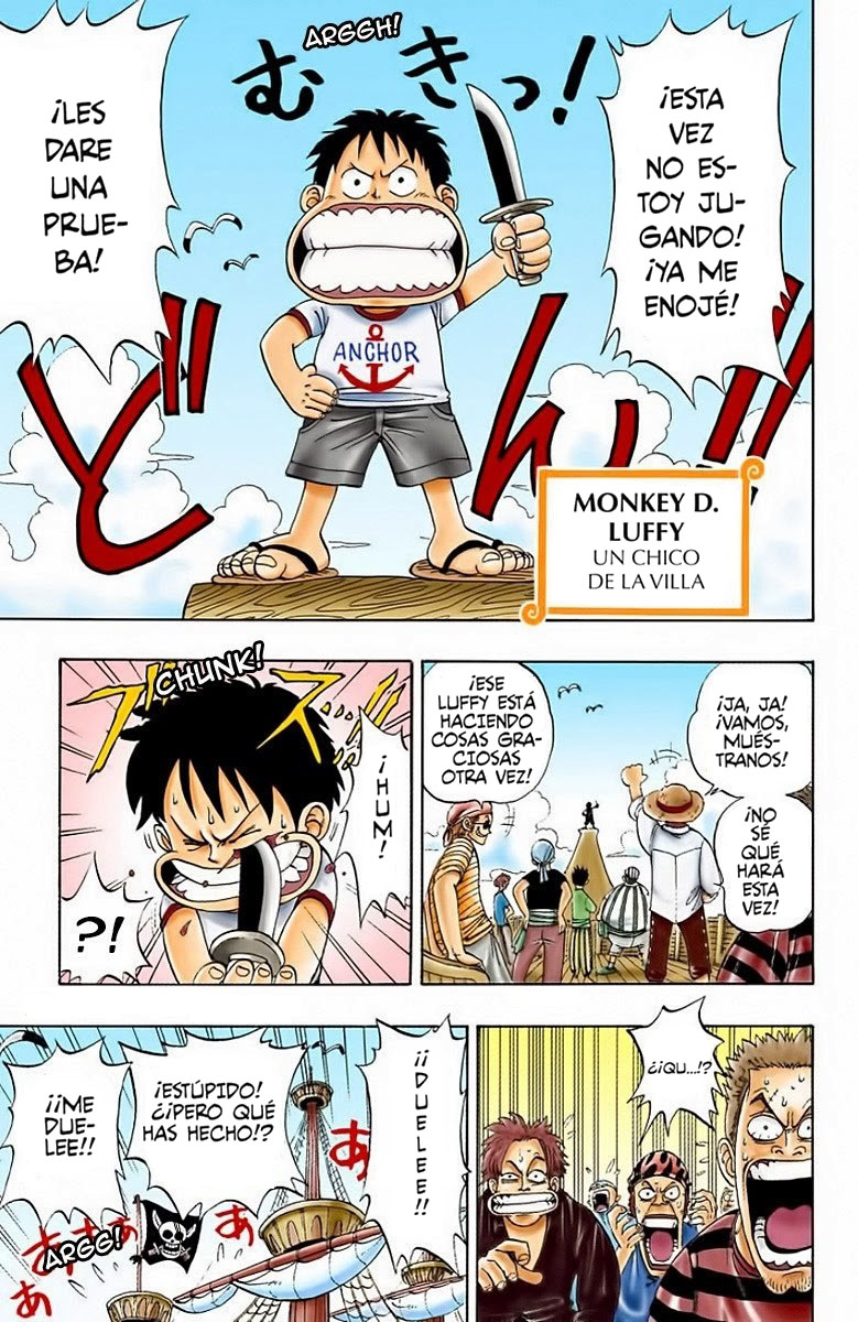 One Piece Manga 01 [Full Color] 04