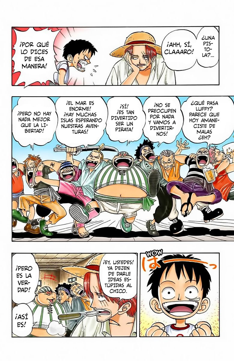 One Piece Manga 01 [Full Color] 07