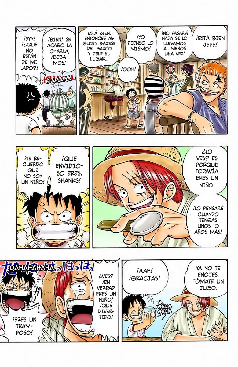 One Piece Manga 01 [Full Color] 08