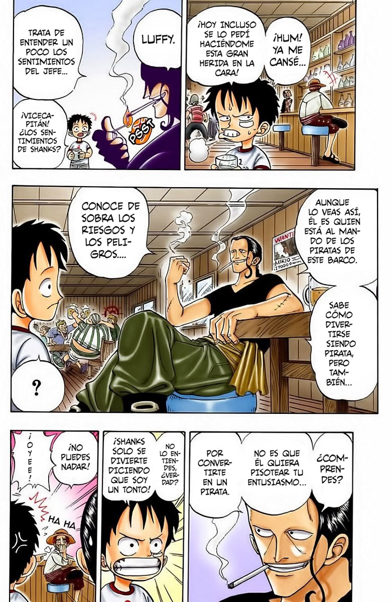 One Piece Manga 01 [Full Color] 09