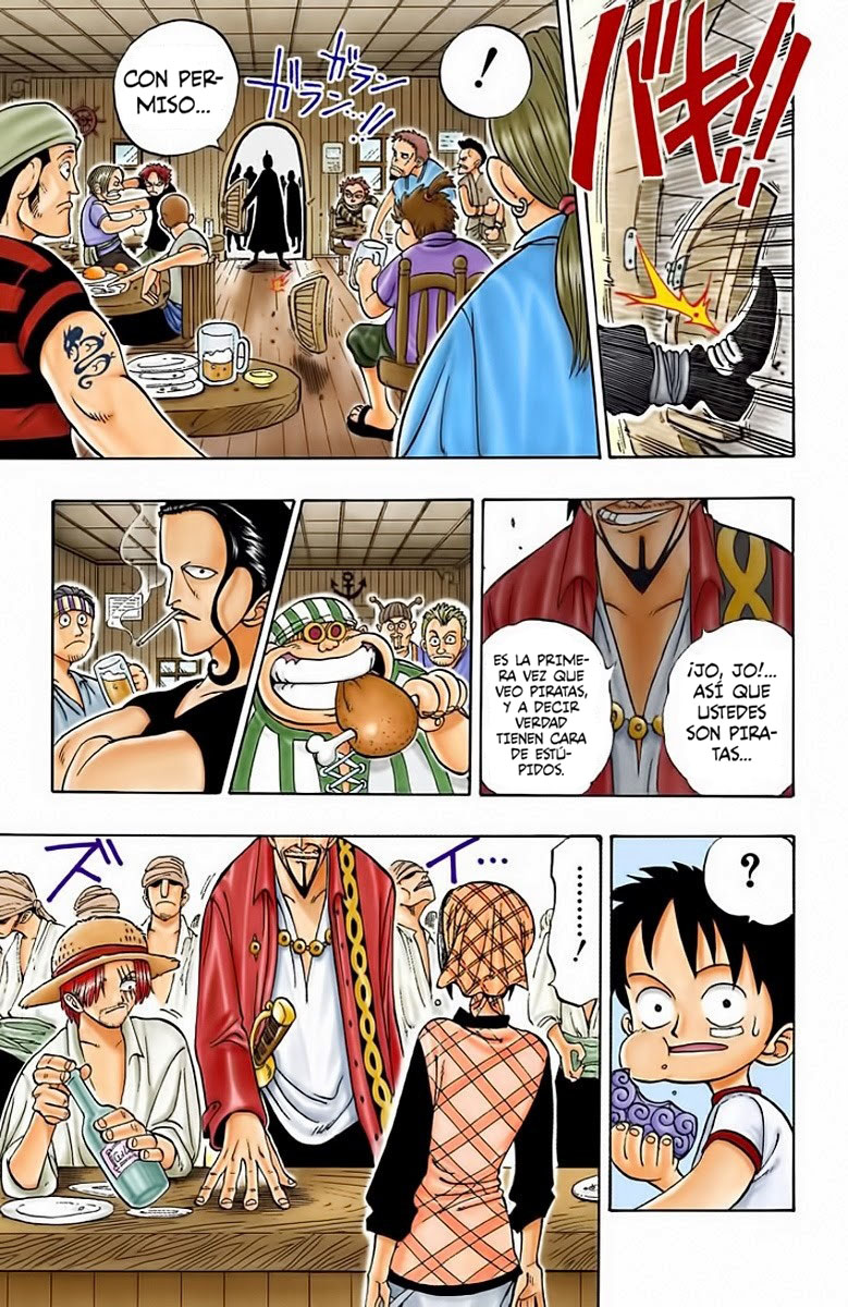 One Piece Manga 01 [Full Color] 12