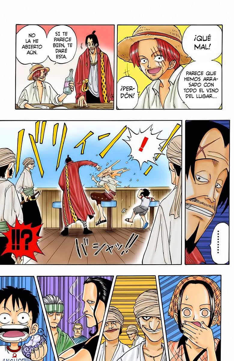 One Piece Manga 01 [Full Color] 14