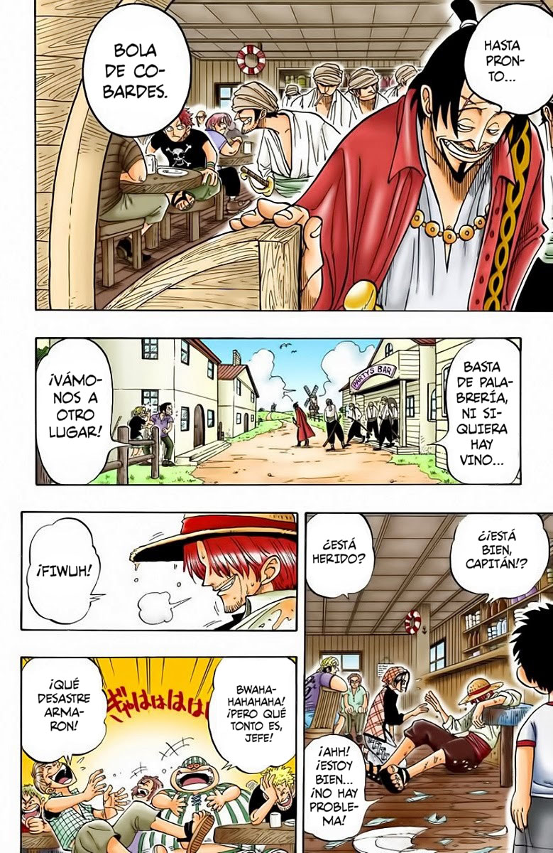One Piece Manga 01 [Full Color] 17