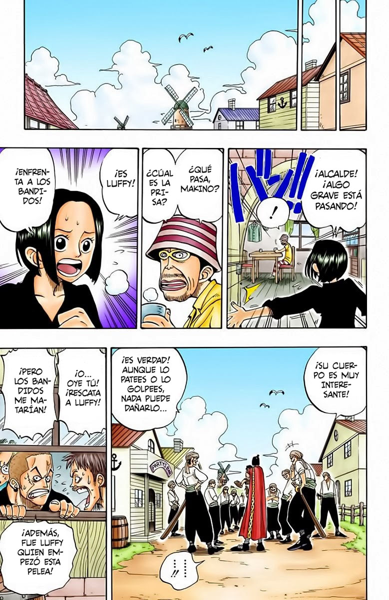 One Piece Manga 01 [Full Color] 24