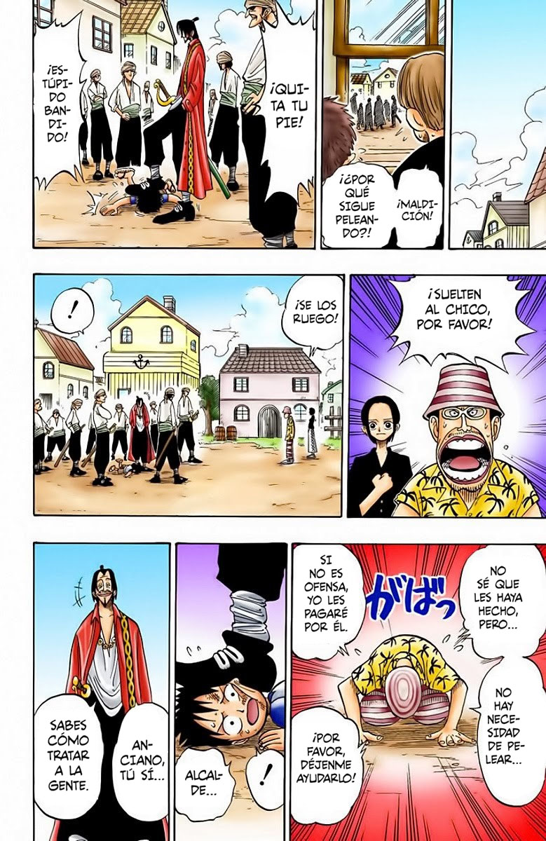 One Piece Manga 01 [Full Color] 27