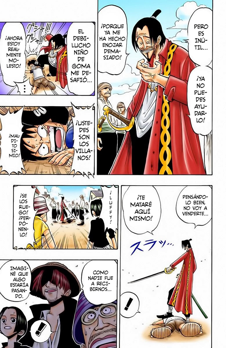 One Piece Manga 01 [Full Color] 28