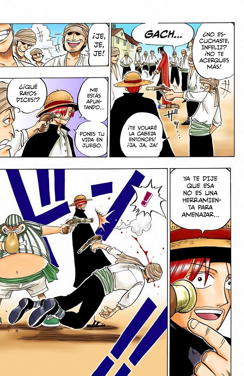 One Piece Manga 01 [Full Color] 30
