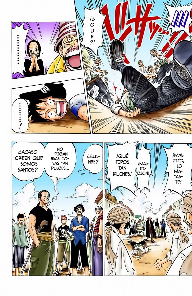 One Piece Manga 01 [Full Color] 31