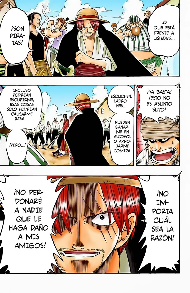 One Piece Manga 01 [Full Color] 32