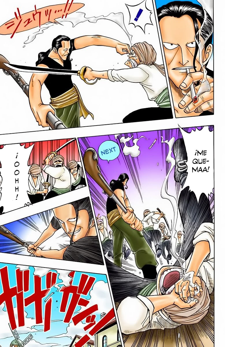 One Piece Manga 01 [Full Color] 34