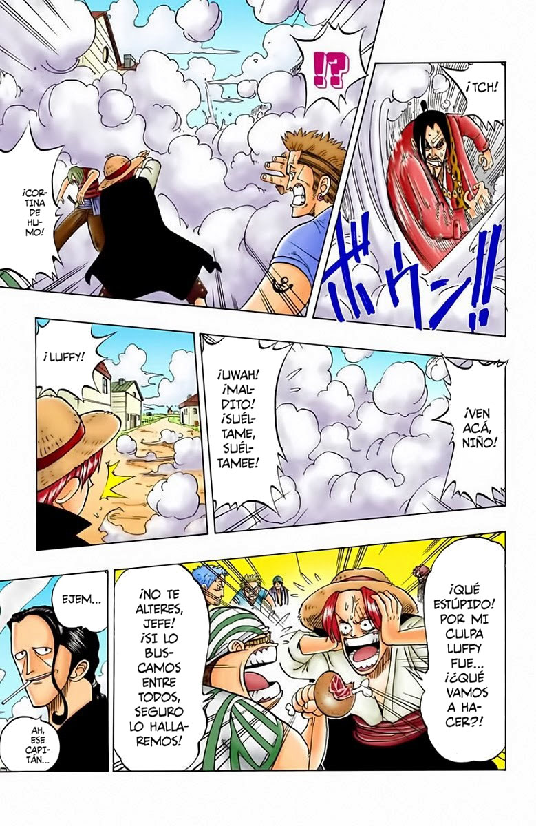 One Piece Manga 01 [Full Color] 36