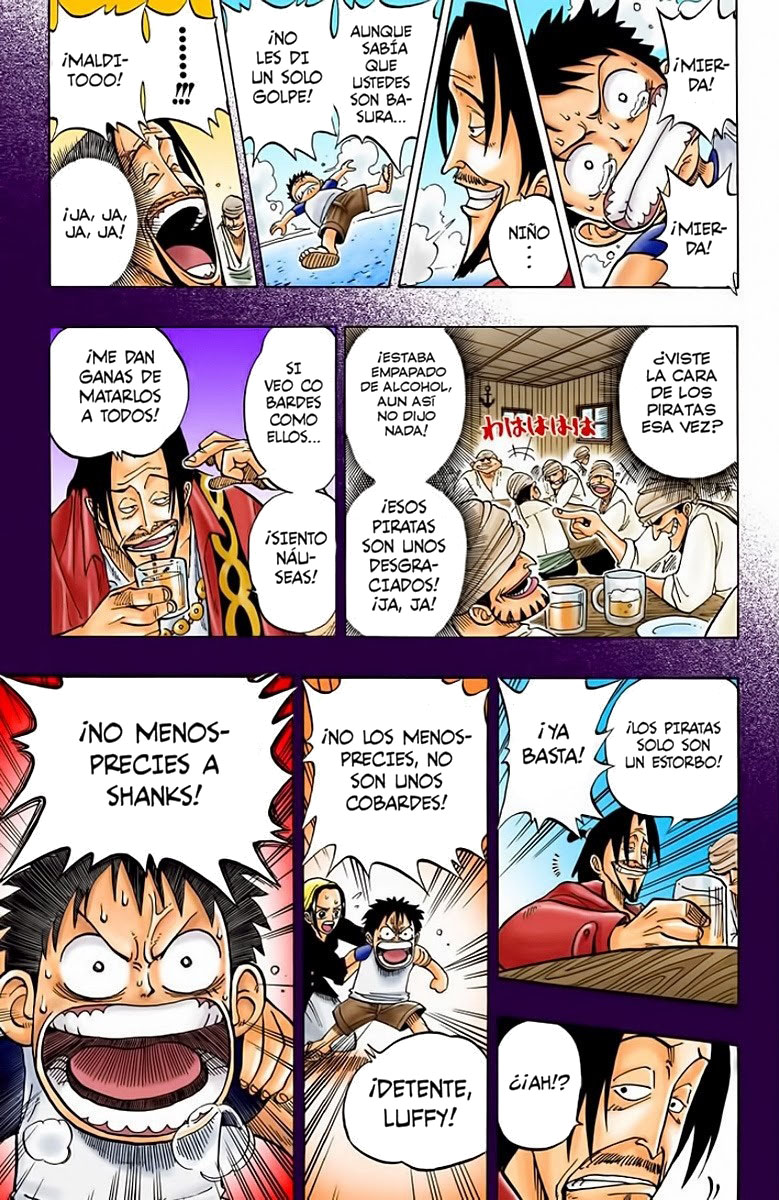 One Piece Manga 01 [Full Color] 38