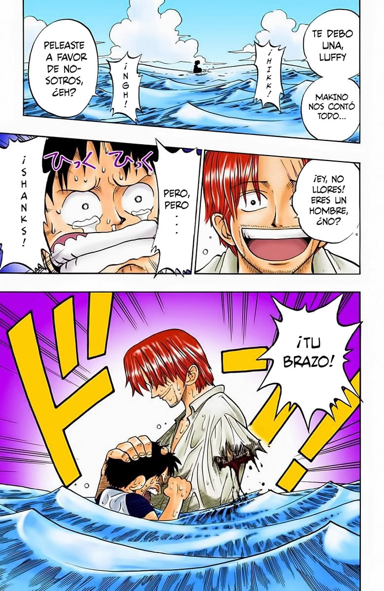 One Piece Manga 01 [Full Color] 42
