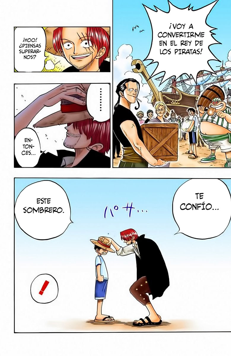 One Piece Manga 01 [Full Color] 45
