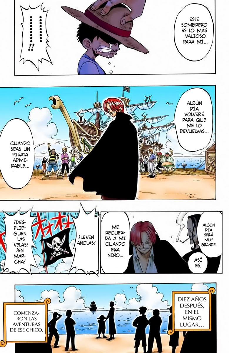 One Piece Manga 01 [Full Color] 46
