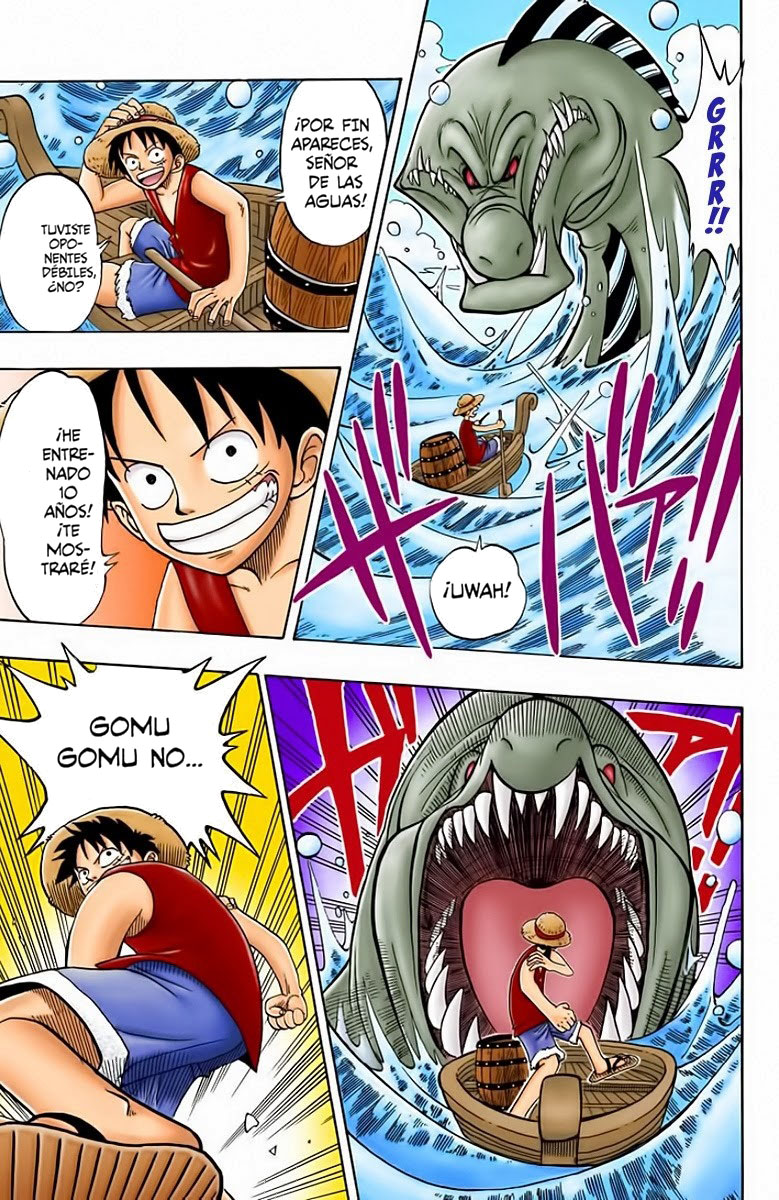 One Piece Manga 01 [Full Color] 48