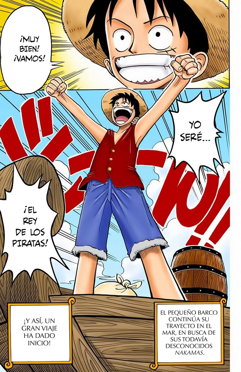 One Piece Manga 01 [Full Color] 51