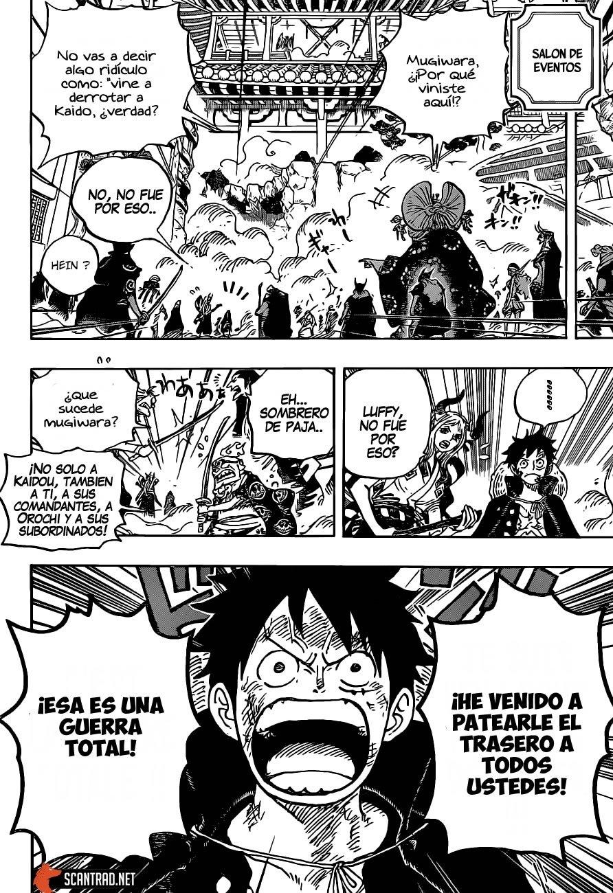 One Piece Manga 987 [Español] [Joker Fansub] 09