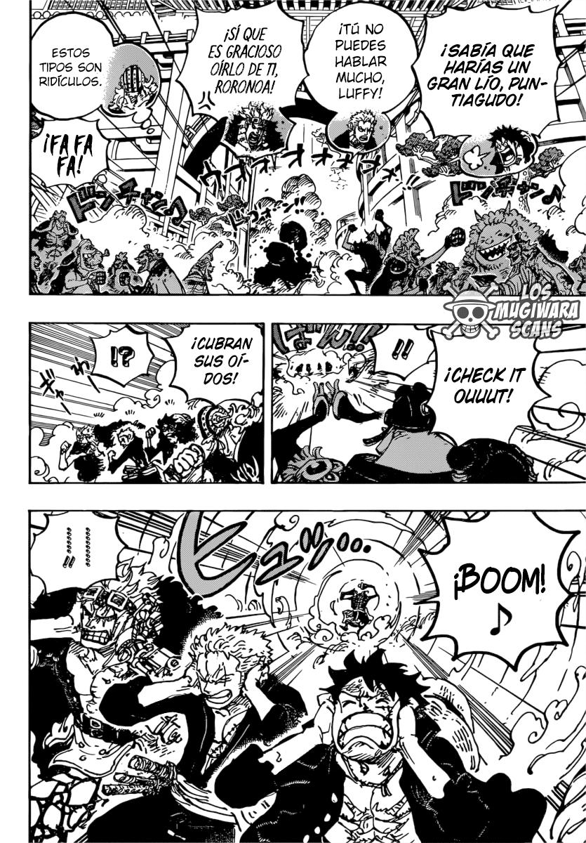 One Piece Manga 981 [Español] [Mugiwara Scans] 08