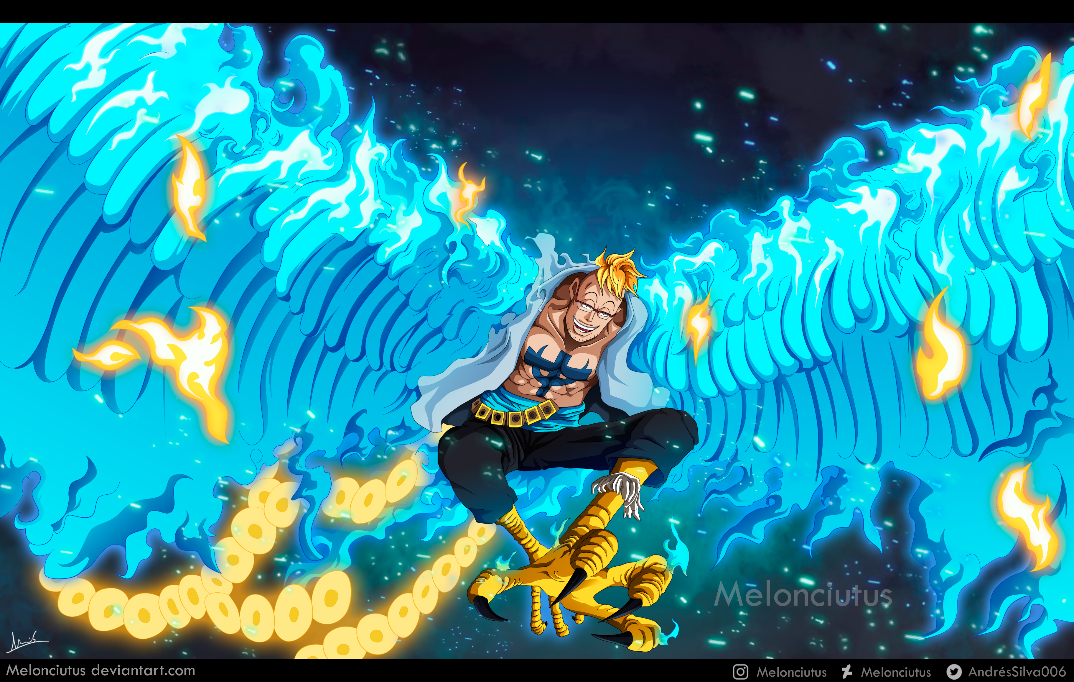 One Piece Manga 981 [Español] [Mugiwara Scans V2] 17
