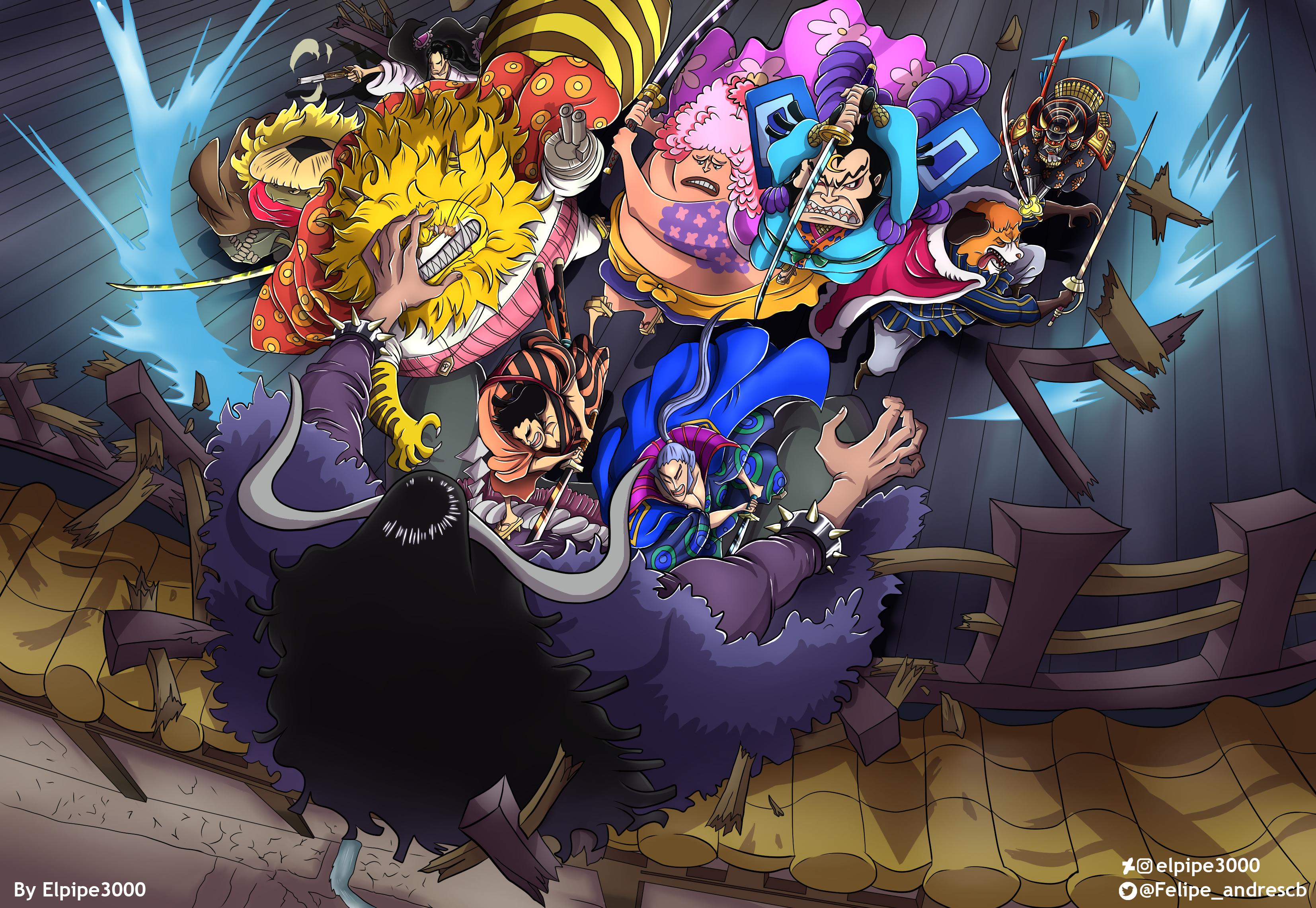 One Piece Manga 987 [Español] [Mugiwara Scans] 14