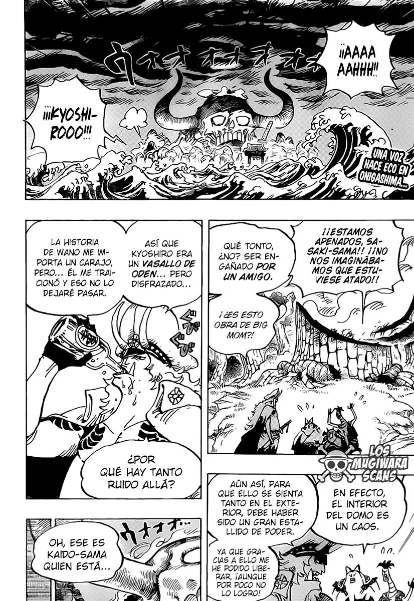 One Piece Manga 990 [Español] [Mugiwara Scans] 02