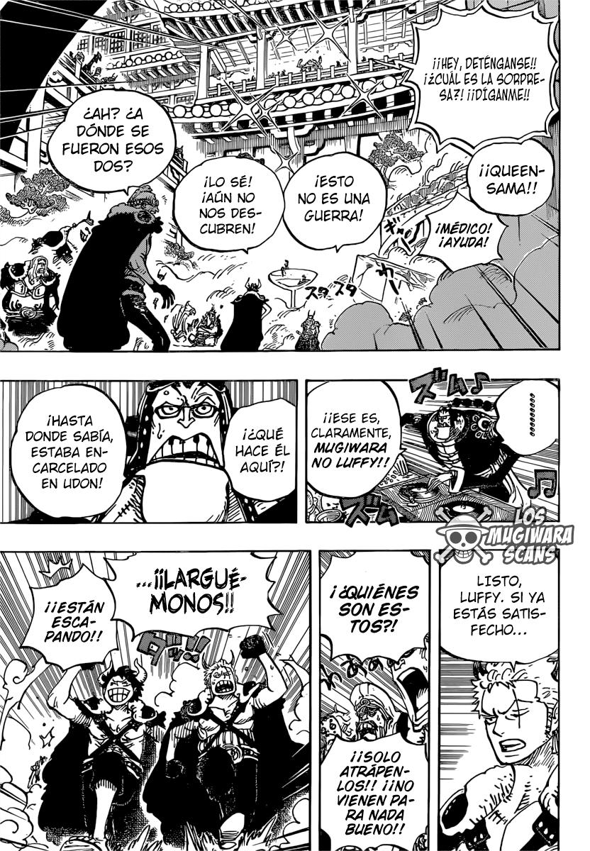 One Piece Manga 980 [Español] [Mugiwara Scans V2] 07
