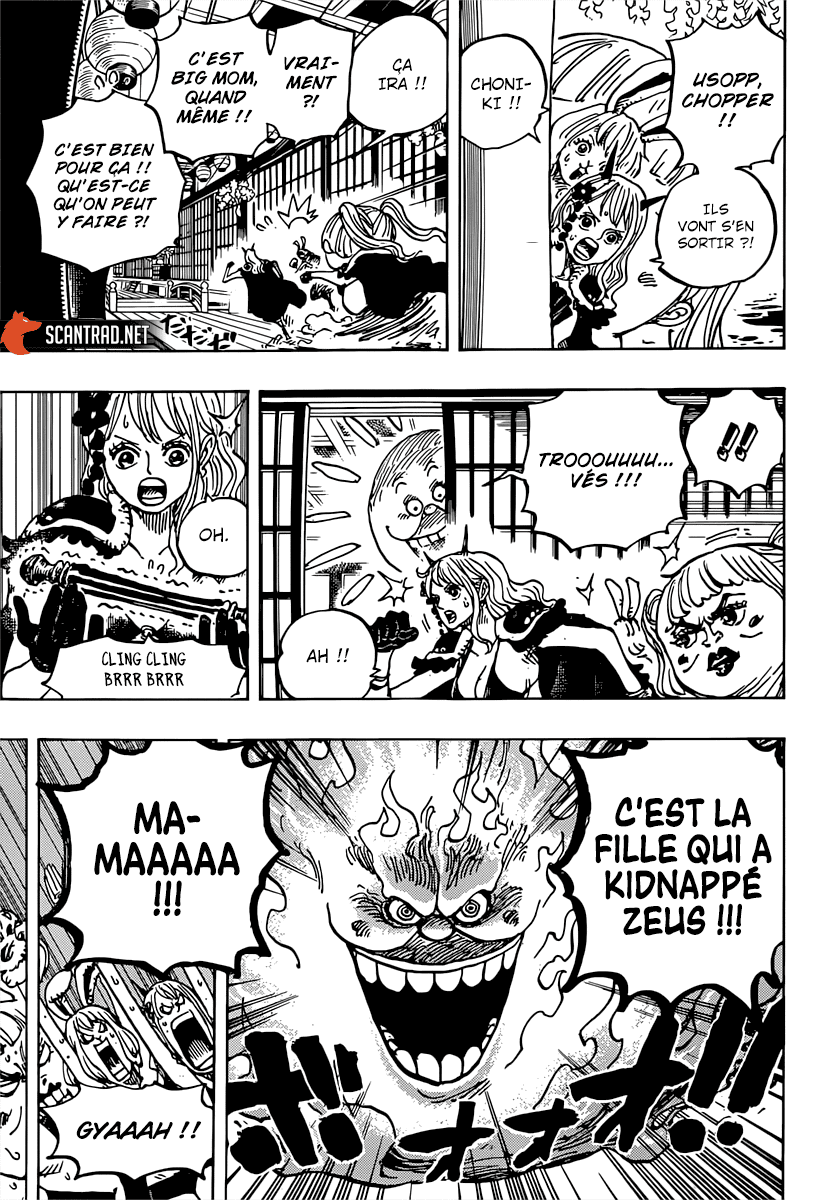 One Piece Manga 982 [Francés] 15