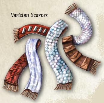 The Purse Snatcher (Job | Amaya, Apollo) Varisianscarves