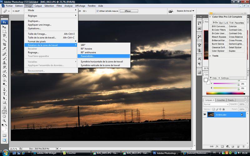 Tutoriel simple de redressement d'une photo et du recadrage de la photo avec Photoshop Sans%20titre-4