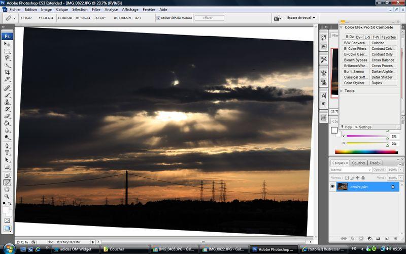 Tutoriel simple de redressement d'une photo et du recadrage de la photo avec Photoshop Sans%20titre-6