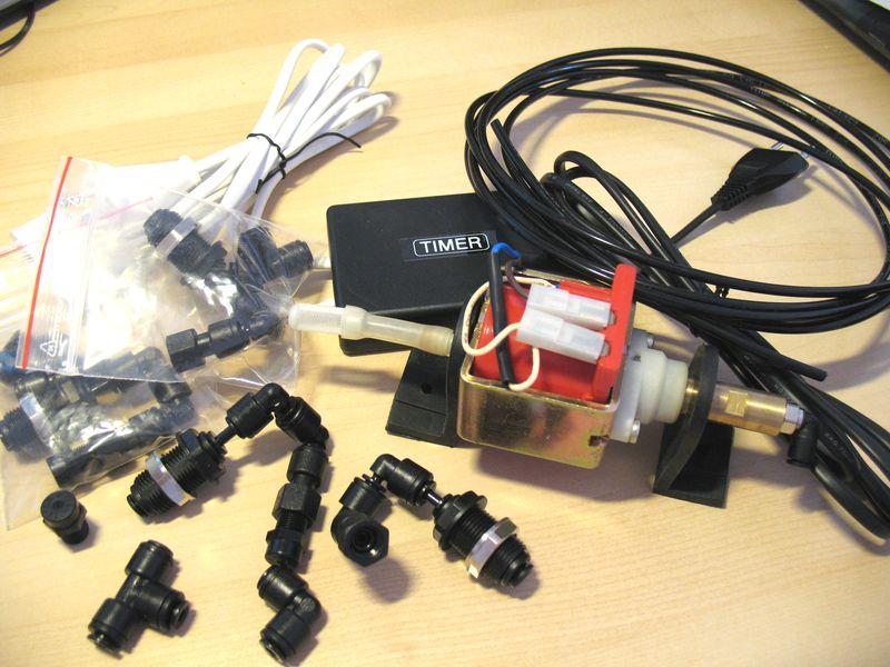 PROGRAMMATEUR DIGITAL Electronique  Kit_brumi