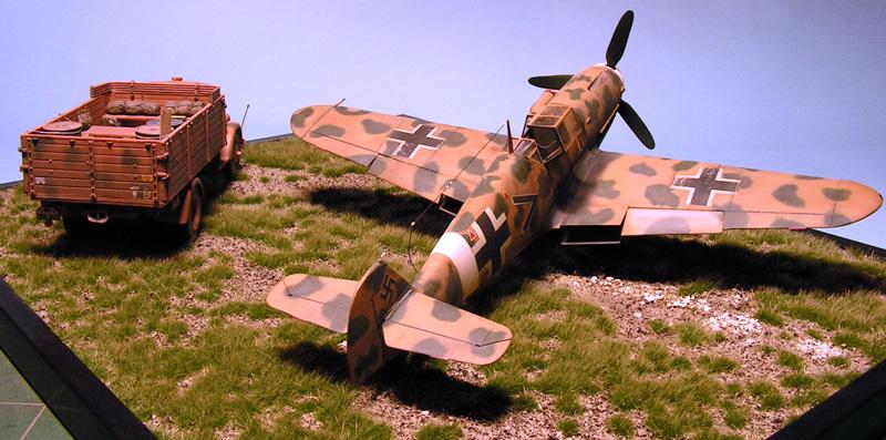 Me 109G-4 Hasegawa 1/48 PICT0006